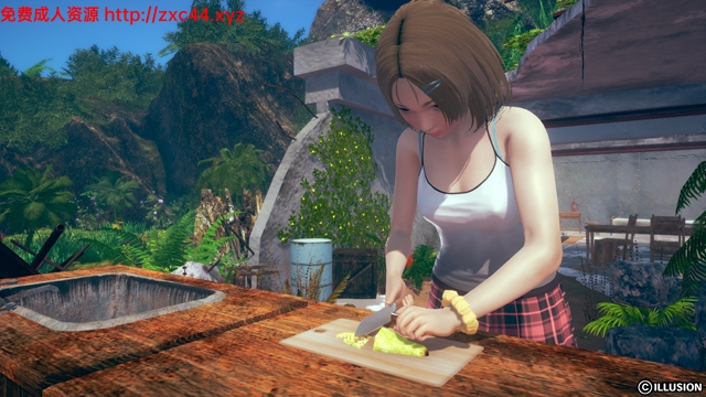 AI少女 正式发布版《菜单界面汉化》+追加补丁【全CV/艾社3D/捏人/汉化/6G】10-25-04